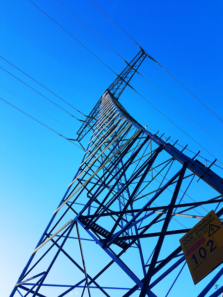Electricity Pylon: Electricity Pylon