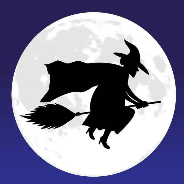 Witch Moon Blue: