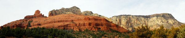 Pano de Sedona Arizona 3: