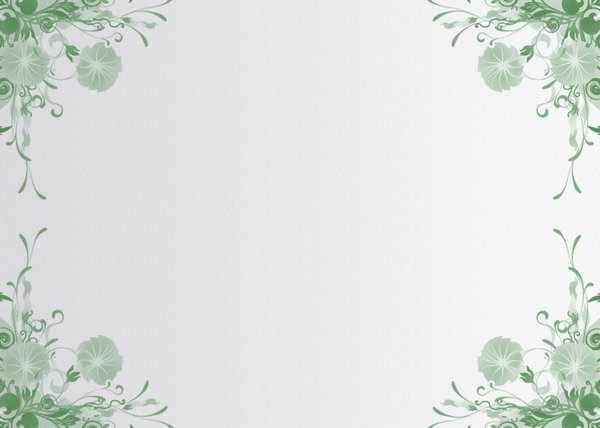 floral...: ...background with slightly texturized surface
