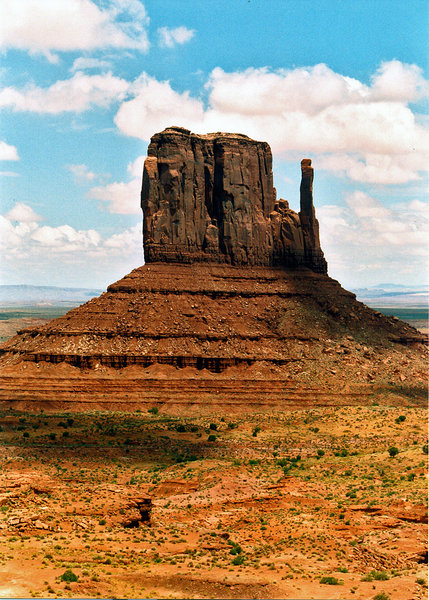 Monument Valley: Landscapes of Monument valley