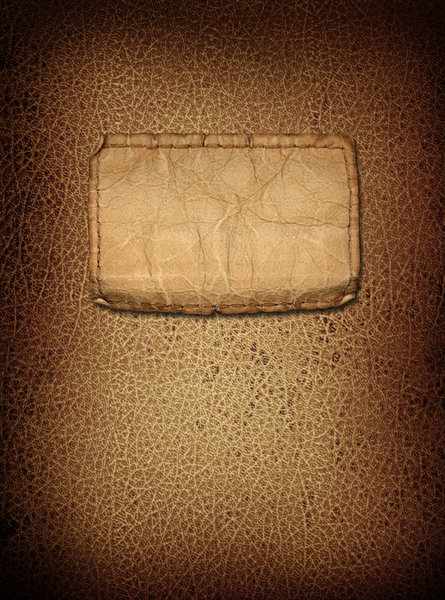 Leather Cover 2: Lo Res variations on a leather book cover with a jeans tag.Please visit my stockxpert gallery:http://www.stockxpert.com ..