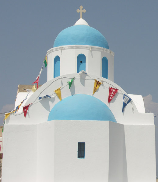 Mediterranean church