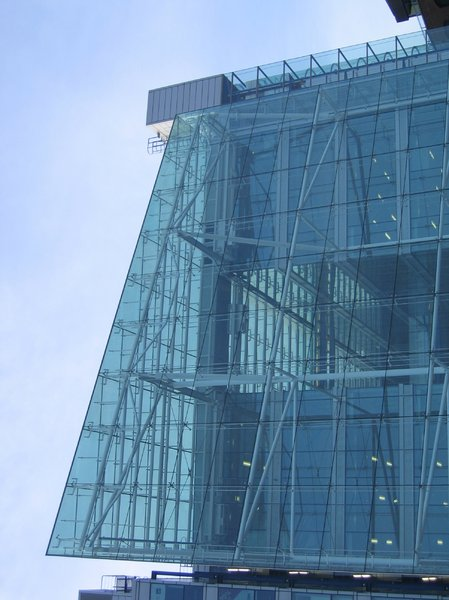 glass architecture