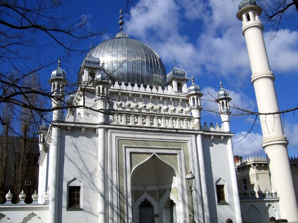 mosque in berlin