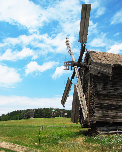 Old Windmill 2