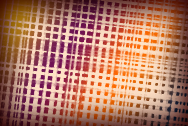 Fabric Texture 1: Variations on a computer generatedabstract background.Mac OS 9.2PhotoShop 6