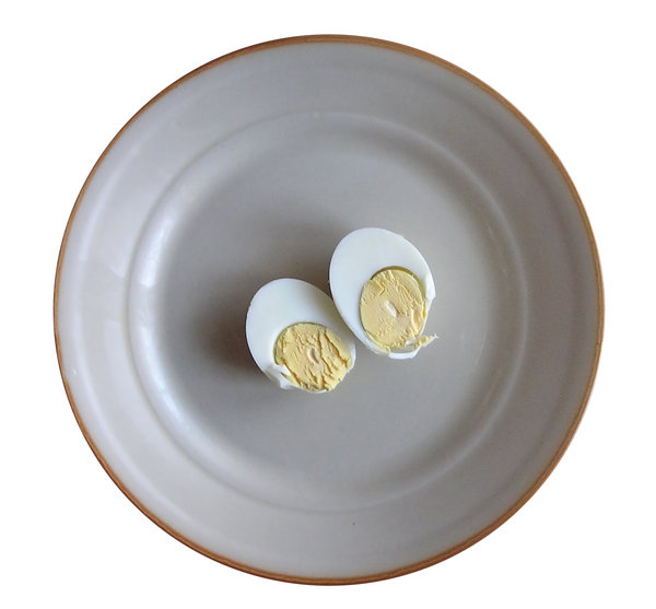 Hard-boiled eggs: Some eggs