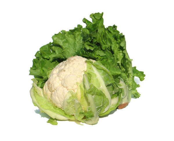 cauliflower≤ttuce: none