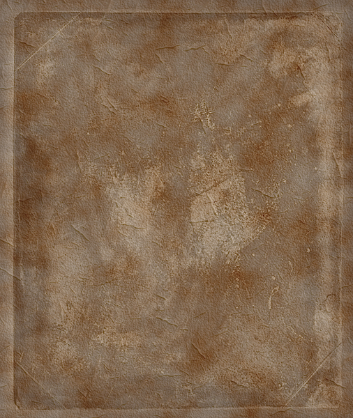 Old Cover or Paper: A very high resolution old stained cover, paper or parchment made from a public domain image. Please use according to the image licence.
