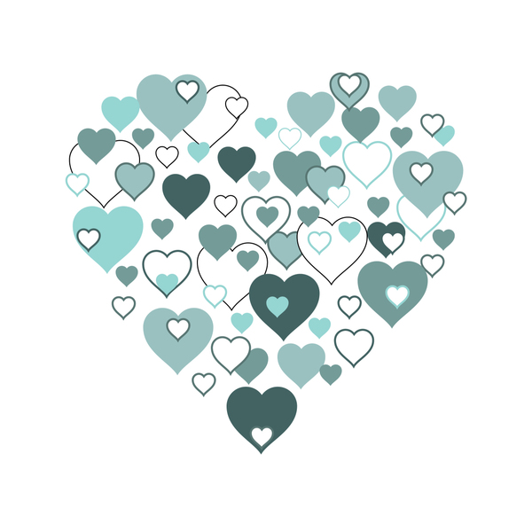 I Heart blue: I Heart blue 