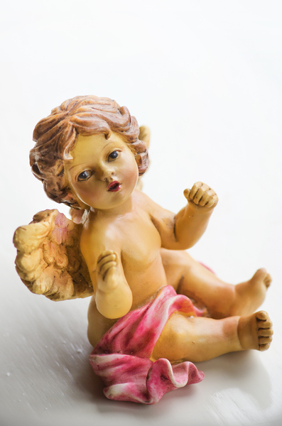Small angel: Litlle angel ornament