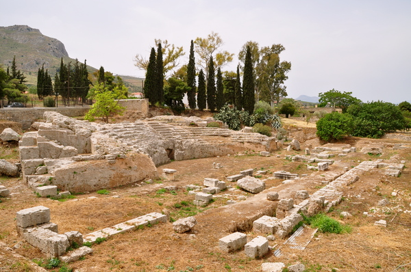 Ancient Corinth 2