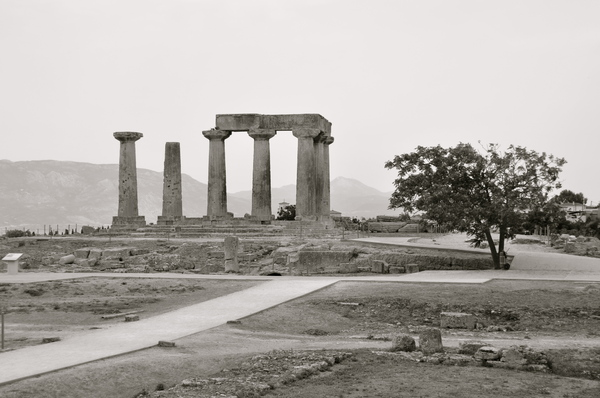 Ancient Corinth 4