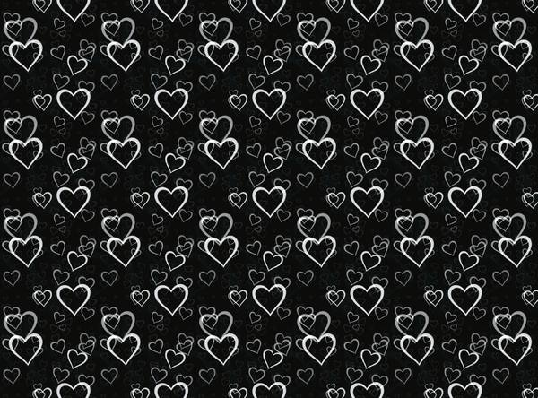 Hearts Pattern 1: A pattern of white hearts on a black background. You may prefer:  http://www.rgbstock.com/photo/mQb7kDi/Lots+of+Hearts+5  or:  http://www.rgbstock.com/photo/oPyWyP6/Stars+and+Hearts+1