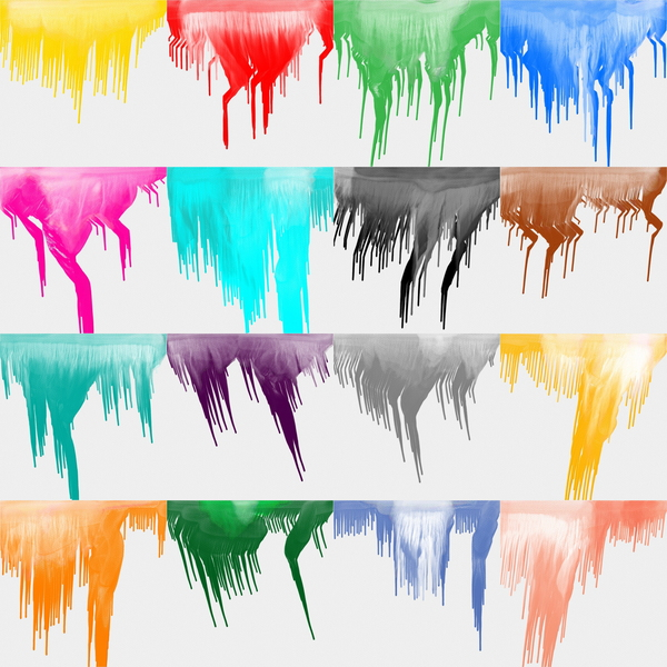 Paint Drips