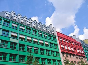 colourful facades 2: colourful facades 2