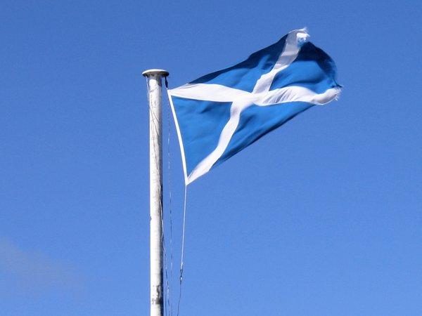 Free Stock Photos Rgbstock Free Stock Images Scottish Flag