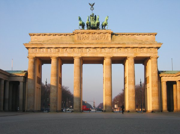 brandenburger tor berlin: brandenburger tor berlin