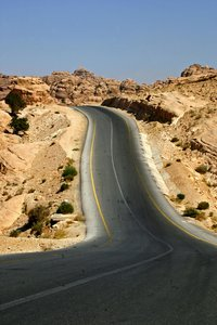on the road 2: Jordan's roads