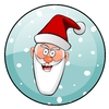 Crazy Santa1: Little crazy Santa Claus