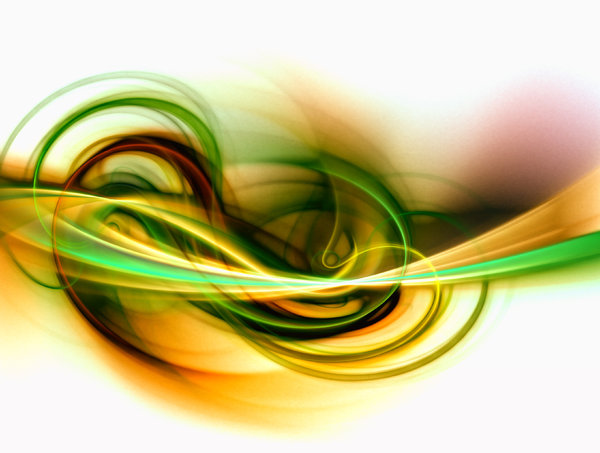 Swirls abstract background: Swirls abstract background