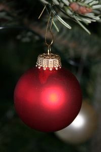 decoration: for the christmas tree
