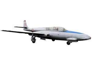 Training jet TS 11 ISKRA from : Isolated plane