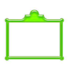 Rectangle picture frame 5: Rectangle for painting or photo