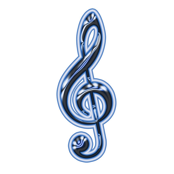 G-clef sign 3: A clef (from the French for