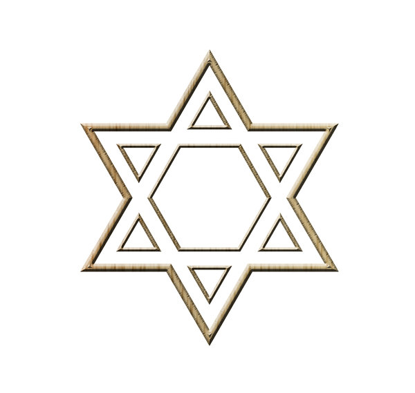 Star of David  9: The Star of David or Shield of David (Magen David in Hebrew) is a generally recognized symbol of