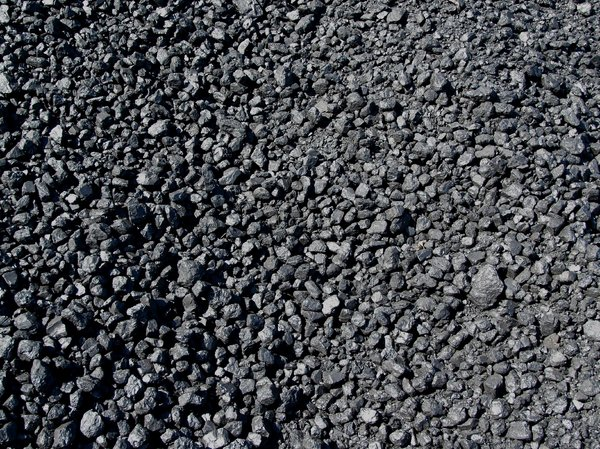 Texture - Coal: Coal in open air. Its dark and its black, but does include small shinny part