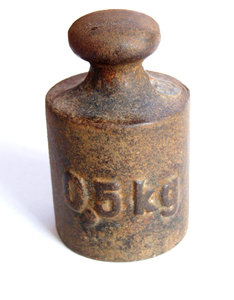 weights and measures 3: some old weights