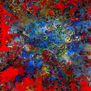 abstract paint: abstract paint-CG