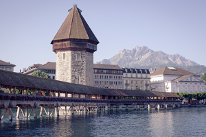 Lucerne Cityscape 3: Photo of Lucerne cityscape