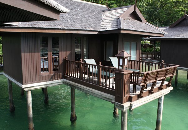 Memories From Island Holiday: Scenes from a holiday on a private island, Pangkor Laut Resort