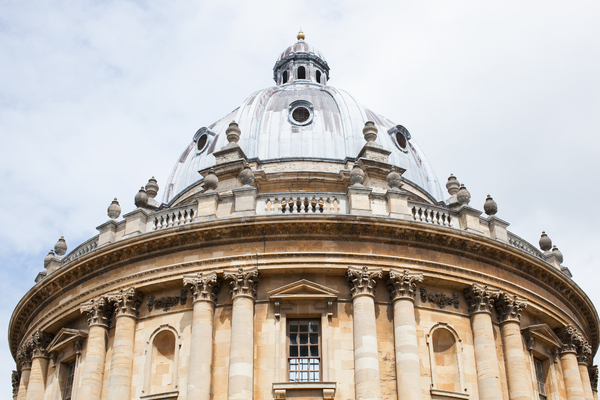 Radcliffe Camera 2: Photo of the Radcliffe Camera in Oxford, England