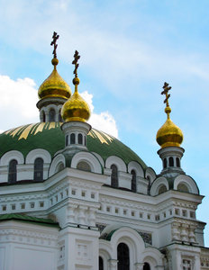 Orthodox Churches 4: Orthodox Churches in Kiev, Ukraine