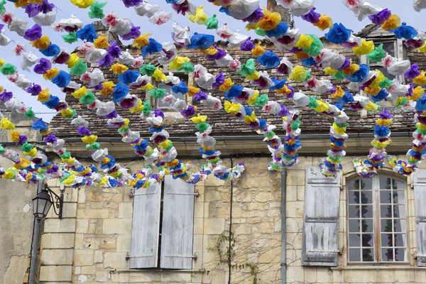 festival decoratie