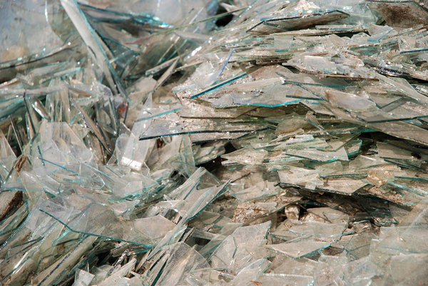 Shattered Glass 5: Construction waste, crushed glass texture.Many thanks to H. Walfridsson and colleagues at RGS90 for giving me access to the disposal area.Link to my other waste photos:http://www.sxc.hu/browse. ..