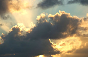 Awesom Storm Front That Darkened >> Free Stock Photos Rgbstock Free Stock Images Heavenly Light