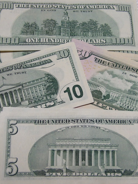 US currency 4: US currency