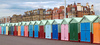 Hove Huts: Beach huts at the seafront of Hove & Brighton