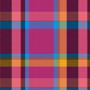 Tartan or Plaid 6: A complex tartan pattern in several warm colours. A useful fill, texture, background or element. High resolution.
