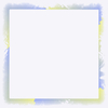Grungy Border 16: A blank square with a grunge border in blue and yellow. You may prefer:  http://www.rgbstock.com/photo/o6axPKQ/Frosty+1  or:  http://www.rgbstock.com/photo/o8aqzmA/Grungy+Border+10