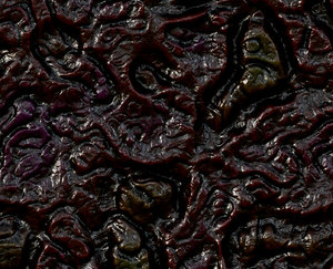 Rotting Flesh: Ghastly looking organic piece of weirdness - looks like rotting flesh. Great texture, background or fill.