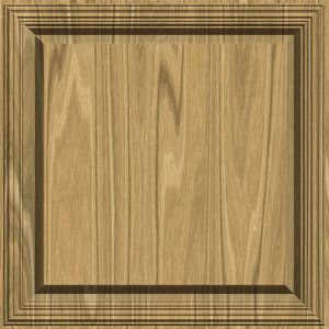 Timber Frame and Background 2: A timber frame, panel or background in a pale coloured wood.