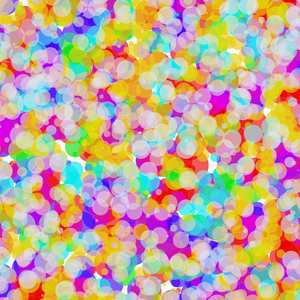 Circles, Dots or Bubbles 1: A colourful mass of circles, dots or bubbles in rainbow shades. Makes a great background or texture. You may prefer this:  http://www.rgbstock.com/photo/nzerDuc/Bubble+Explosion+1  or this:  http://www.rgbstock.com/photo/nzeqwSk/Bubble+Explosion+2
