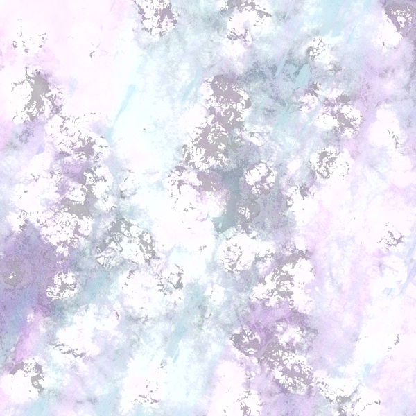 Purple And Gray Floral Wallpaper