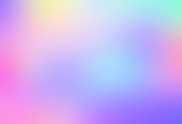 Gradient Background 5: A pretty pastel background in multiple colours.